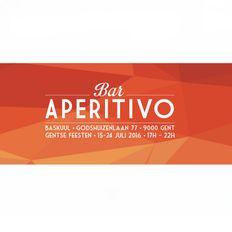 Select #2 - FULL 4 Hours Gentse Feesten 2016 - Aperitivo Bar