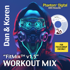 ©2021 K&D's Fitness Mix (by DJ eXperience®)
