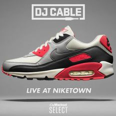 Live At Niketown