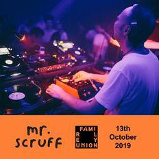 Mr. Scruff DJ Set - JAW Family Reunion, Berlin 2019