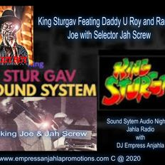 King Sturgav @ Reuben's Lawn, York Town, Clarendon August 1978 Vintage Sound System Audio