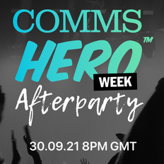 This Is Graeme Park: Comms Hero Week Afterparty 30SEP21 Live DJ Set