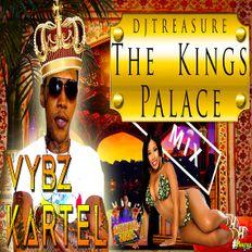 VYBZ KARTEL MIX 2020 CLEAN: VYBZ KARTEL DANCEHALL MIX 2020  KINGS PALACE | DJ TREASURE 18764807131