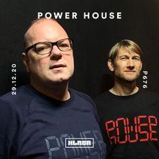 XLR8R Podcast 676: Power House (Finn Johannsen & DJ Pete)