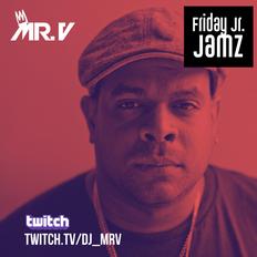 Friday Jr. Jamz on Twitch with Mr. V - April 1st 2021