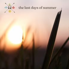 Seasonal Cycles - The Last Days of Summer