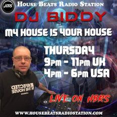 DJ BIDDY LIVE ON HBRS 10 / 10 / 2019