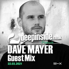 DAVE MAYER is on DEEPINSIDE #02
