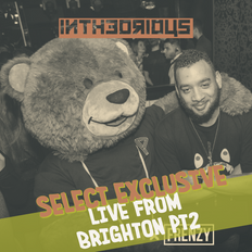 RnB HipHop @intheorious LIVE from Brighton PT2