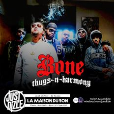 La Maison de Bone Thugs-N-Harmony (Thanksgiving Special)