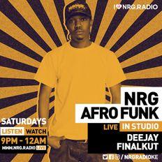 NRG AF BACK 2 AFRICA 10TH AUG 2019 SET 1
