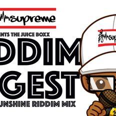 Liquid Sunshine Riddim Mix