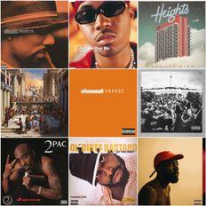 Soulful Hip Hop Vol. 11: August Greene, 2Pac, Kooley High, Brent Faiyaz, Ol' Dirty Bastard, J. Cole