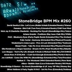 #260 StoneBridge BPM Mix
