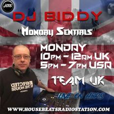 DJ BIDDY LIVE ON HBRS 14 / 10 / 2019