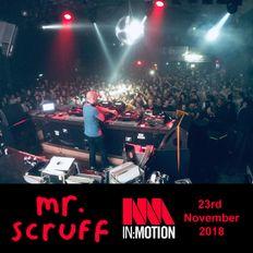 Mr. Scruff DJ Set - Motion, Bristol 2018
