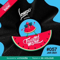 057 Twisted Melon // JAN 2021 // Cafe Mambo // iStreem