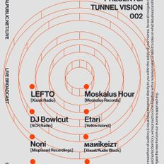 MIX FOR LOW RECORDINGS (LOS ANGELES) TUNNEL VISION
