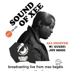 Vol 519 Sound of Xee Max Bagels Live Steam w A11 06 Dec 2019
