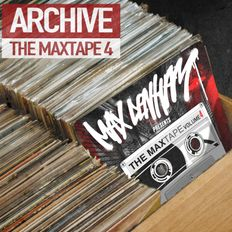 ARCHIVE - THE MAXTAPE 4 - CLASSIC MIXTAPES RE RELEASED (2014)