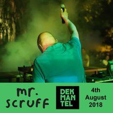 Mr. Scruff DJ Set - Dekmantel Festival, Netherlands 2018