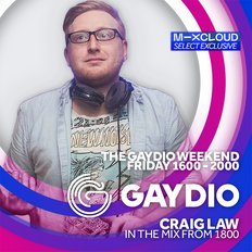 Gaydio #InTheMix - Friday 9th October 2020 (Select EXCLUSIVE Version)