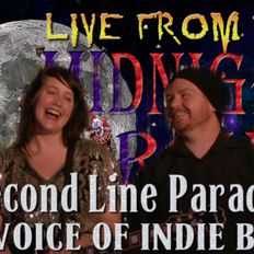 LIVE from the Midnight Circus Featuring Second Line Parade