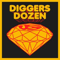 Diggers Dozen Live Session May 2018