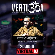 Psymoon Live@vdj radio 2019-11-27
