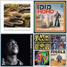 #81 Koko-Frankosun & the Family-Tim Maia-Mabon Dawud Republic-Dona Onete-BabaZula-Takuya Kuroda