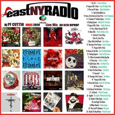 EastNYRadio 12-25-20 XMAS mix