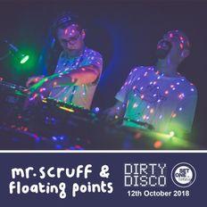 Mr. Scruff & Floating Points DJ Set - Dirty Disco x Set One Twenty, Leeds 2018