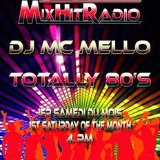 Totally 80's (MixHitRadio) Full Length Mix Vol 7