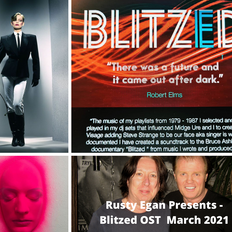Rusty Egan Blitzed Mix Feb 2021