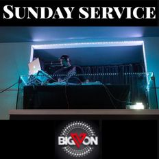 "Sunday Service "" More Drinks to Booth "" My3b"