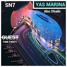 Yas Marina Abu Dhabi Time Party Guest SN7