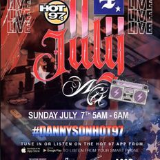 Live On Hot 97 4th Of July Mix Weekend 2019