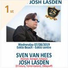 Eeklo Beach 2019 (07/08/2019) - 25 Years Josh Lasden