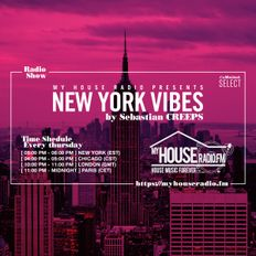 Sebastian Creeps aka Gil G - New York Vibes Radio Show EP127