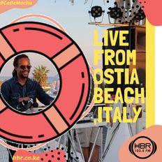 Caffé Mocha #367 Live from Ostia Beach