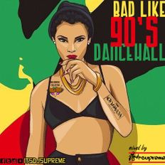 Danger Zone - Bad Like 90's Dancehall