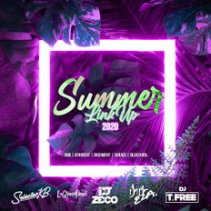 Selector KB - Summer LinkUp 2020 (LeGrandPapii, DJ Zeco, DJ TFREE, DJ Eza)