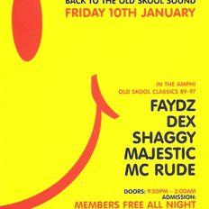 DJ FAYDZ - 1991-1993 Old Skool Mix (Recorded 2003)