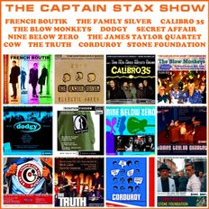 The Captain Stax Show VIP Best