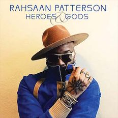 Ronnie Herel interviews Rahsaan Patterson  - #MiSoul #MiDrive  - 31st May 2019 (No Ads)
