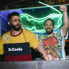 Soul Clap at The Electric Pickle House of EFUNK Miami 2019