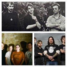 ZAO (u.s. metalcore) / THE YACHT CLUB (indie) / XAAL (jazz fusion prog. rock)........MIX