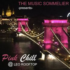 """THE MUSIC SOMMELIER -presents- """"PINK CHILL"""" A SEXY CHILLOUT COMPILATION. RECORDED @ LEO, BUDAPEST"""