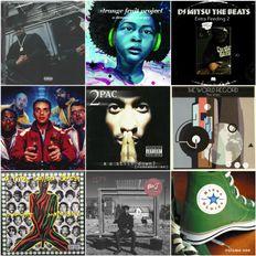 Soulful Hip Hop Vol. 12: Logic, 2Pac, Illa J, The 49ers, Pete Rock, Bilal, Blackwave, Common...