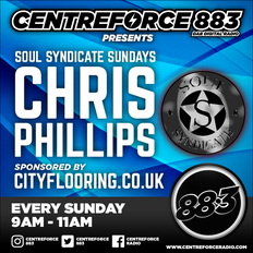 Chris Phillips Soul Syndicate Show - 883.centreforce DAB+ - 17 - 01 - 2021 .mp3